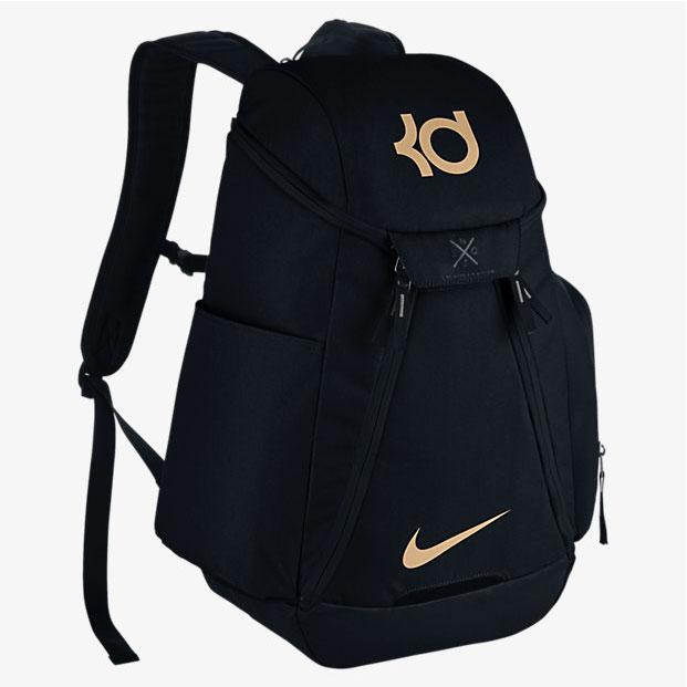 nike kd max air backpack black metallic gold sportfitscom
