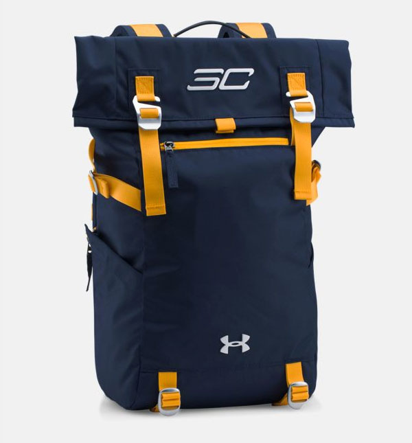 Under Armour Stephen Curry Rolltop Backpack Sportfits Com