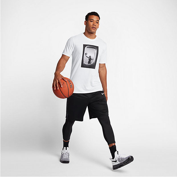 Nike kd freq flyer t shirt for Kd t shirt nike