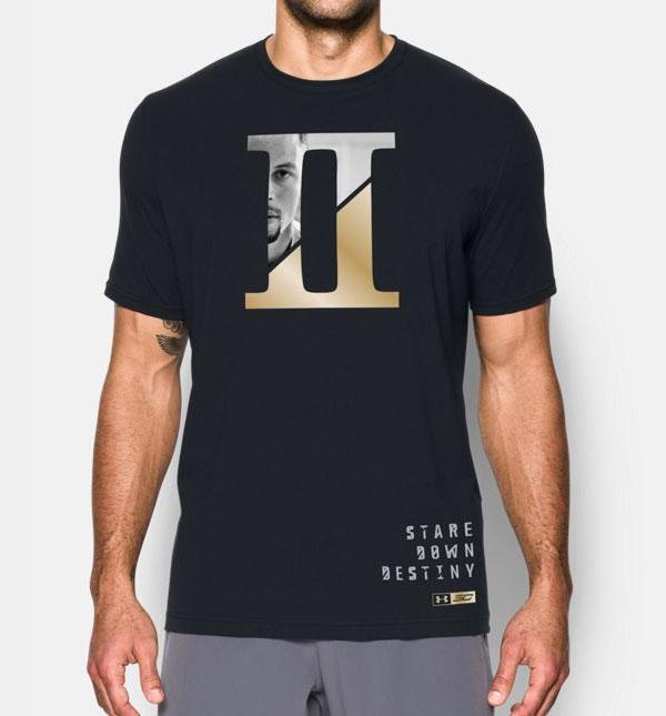 Under Armour Pour Homme SC30 manches longues Steven Curry à Capuche T Shirt
