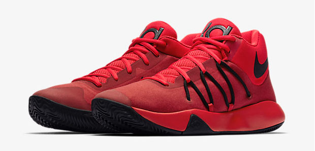 Nike KD Trey 5 V Red Black | SportFits.com