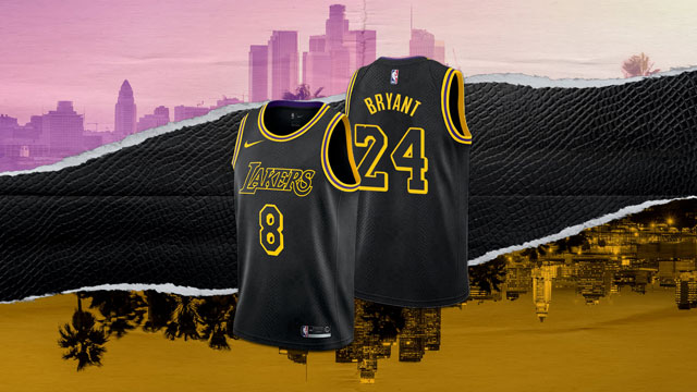 Where to Buy Nike Kobe Black Mamba Jersey   SportFits.com
