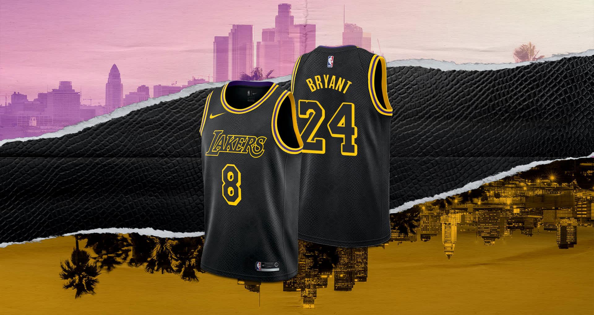 Where to Buy Nike Kobe Black Mamba Jersey | SportFits.com